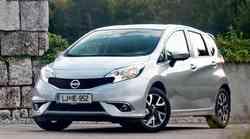 Kratki test: Nissan Note 1.2 SC (72 kW) Tekna