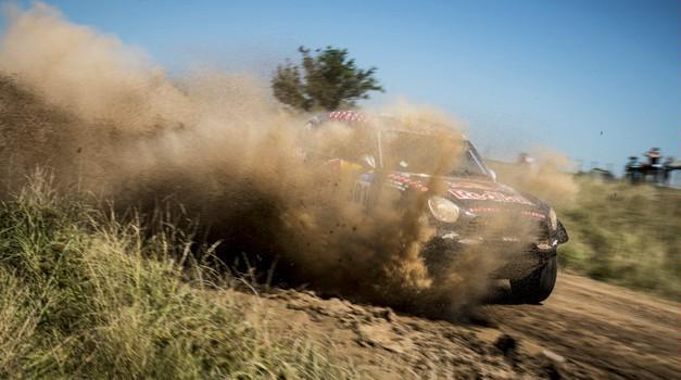 Dakar 2015: Na prvi etapi zmagal Al-Attiyah, Stanovnik dobro na 36. mestu (foto: Red Bull Content Pool)