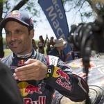 Nasser že ima eno zmago na Dakarju in predvsem ogromno izkušenj. (foto: moštva)