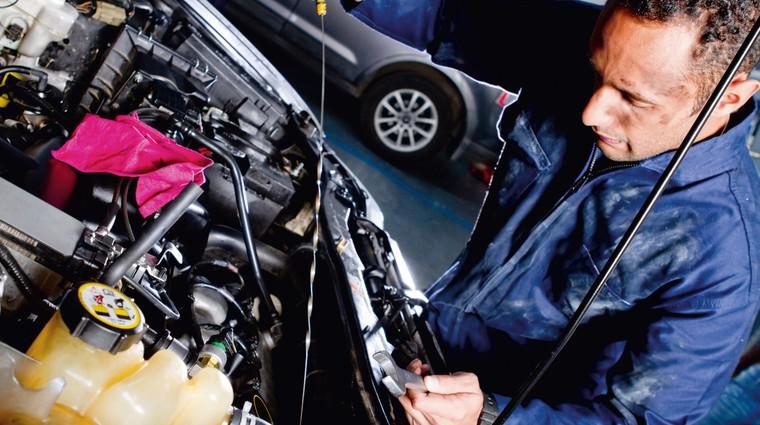 Rabljeni avtomobili: vzdrževanje, drugič (foto: Arhiv AM, Shutterstock)