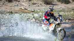 Dakar 2015, 3. etapa: na vrhu etape Walkner, smrt poljskega tekmovalca