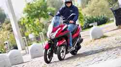 Moto test: Yamaha Tricity 125