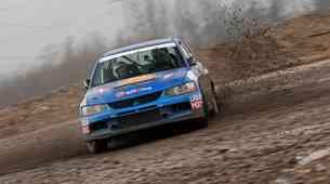 Reli: Alan Pajk z Mitsubishijem!