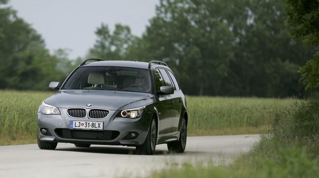 Rabljeni avtomobili: BMW 5 (2003‒2010)