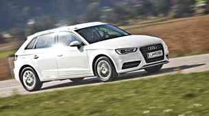 Kratki test: Audi A3 Sportback 1.6 TDI (81 kW) Attraction