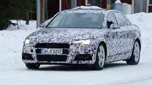 Razkrivamo: Audi A4