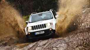 Test: Jeep Renegade 1.6 Multijet 16V Limited