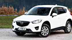 Kratki test: Mazda CX-5 CD150 AWD Attraction