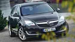 Kratki test: Opel Insignia Sports Tourer 2.0 CDTi Biturbo Cosmo