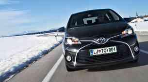 Kratki test: Toyota Yaris 1.33 VVT-i Lounge (5 vrat)