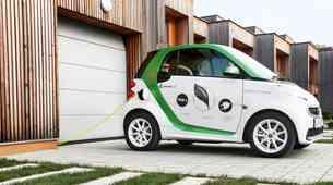 Na kratko: Smart ForTwo Electric Drive