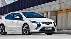 Test: Opel Ampera E-Pioneer Edition