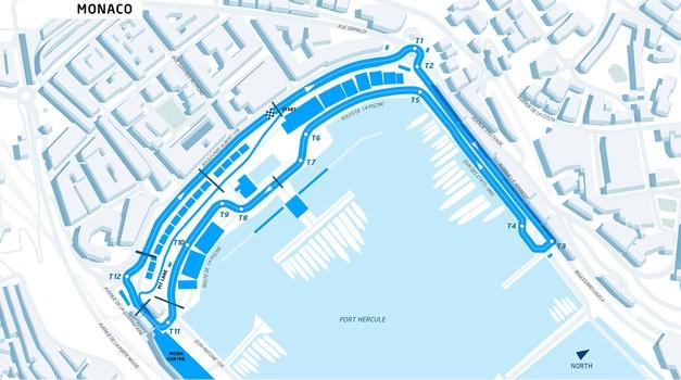 Polovička za Formulo E v Monaku (foto: Formula E)