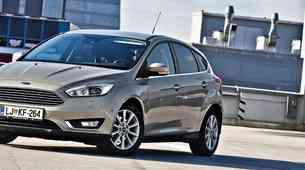 Kratki test: Ford Focus 1.5 TDCi (88 kW) Titanium