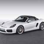 Porsche Boxster Spyder se pelje v novo pomlad (foto: Porsche)