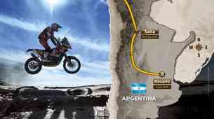 Dakar 2016: Peru-Salta-Rosario