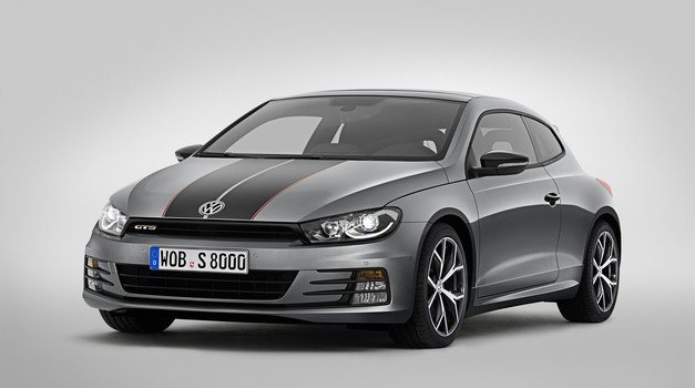Volkswagen Scirocco GTS: vrnitev ikone iz preteklosti (foto: Volkswagen)
