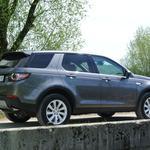 Novo v Sloveniji: Land Rover Discovery Sport (foto: Land Rover)