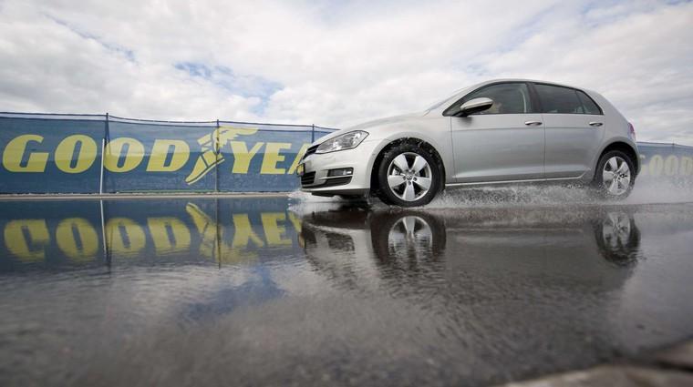 Goodyear in  Dunlop uspešna po evropski uredbi ocenjevanja (foto: Goodyear)