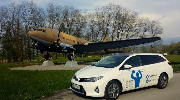 S Toyotinim hibridom čez Gorjance – in nazaj (foto: Srečko Zupančič)