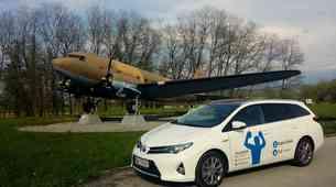 S Toyotinim hibridom čez Gorjance – in nazaj