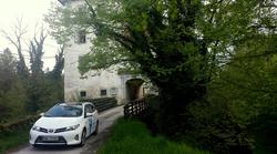 S Toyotinim hibridom čez Gorjance – in nazaj - 2. DEL