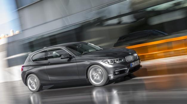 BMW serije 1 - opremljen za užitek v vožnji (foto: BMW)