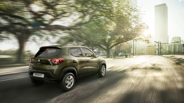 Kwid - Renault za tretji svet (foto: Renault)