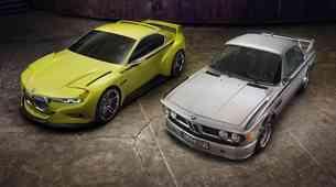 BMW 3.0 CSL Hommage - dirkaški nastop s slogom ob Comskem jezeru