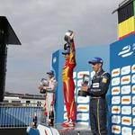 Formula E: Di Grassi diskvalificiran, Nelson Piquet Jr. na čelo (foto: FIA Formula E)