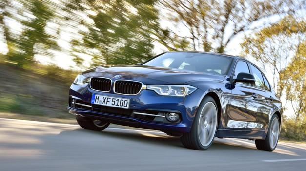 BMW serije 3 bo dobil priključno hibridno različico (foto: BMW)