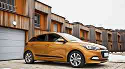 Test: Hyundai i20 1.4 Premium