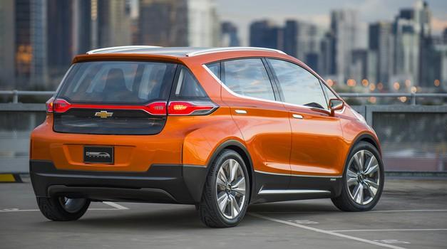 Chevrolet bo moral preimenovati Bolta (foto: GM)