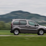 Novo v Sloveniji: Peugeot 208 in Peugeot Partner (foto: Peugeot)