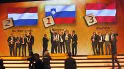 Slovenci svetovni ekipni prvaki