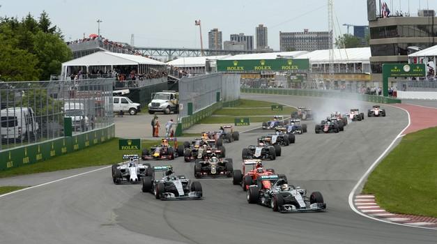 Formula 1: Gnala ga je tudi želja po »maščevanju« (foto: Mercedes-Benz)