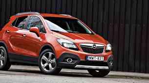 Kratki test: Opel Mokka 1.4 Turbo LPG Cosmo