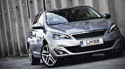 Kratki test: Peugeot 308 1.2 e-THP 130 Allure