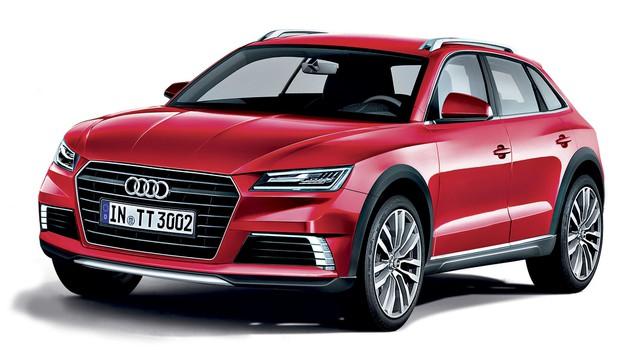 Razkrivamo: Audi Q1; Poživitev ponudbe (foto: Bojan Perko)