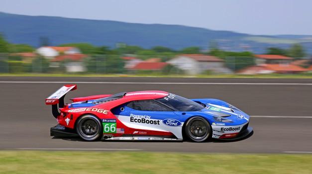 Ford se bo vrnil v Le Mans (foto: Ford)