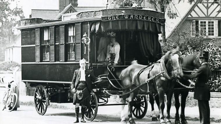 Sto trideset let prve počitniške prikolice (foto: Newspress)