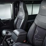 Land Rover Defender z zaporedno številko 2.000.000 (foto: Jaguar Land Rover)