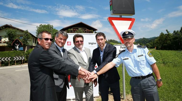 COPS@road Žalec (foto: Zavarovalnica Triglav)