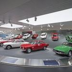 Prenovljen časovni stroj Alfa Romea (foto: Alfa Romeo)