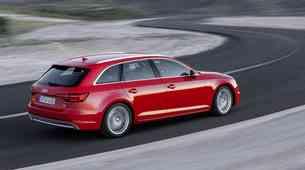 Audi A4: zunaj diskretno preoblikovan, znotraj tehnološko napreden