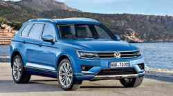 Razkrivamo Volkswagen Touareg