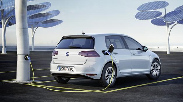 Volkswagen širi mrežo električnih polnilnic (foto: Volkswagen)