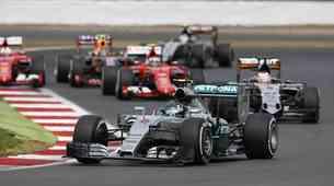 Formula 1:  S pravim občutkom do domače zmage