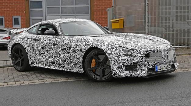 Razkrivamo: Mercedes-AMG GT3 (foto: Automedia)