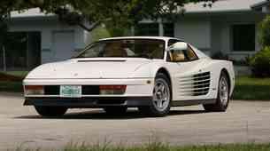 Ferrari Testarossa iz serije Miami Vice naprodaj
